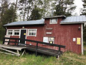 Otajärven luontotupa Raumalla